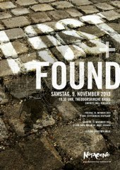Flyer Lost + Found